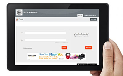 You are browsing images from the article: Mail Boxes Etc. presenta su sistema de rastreo e-boxweb